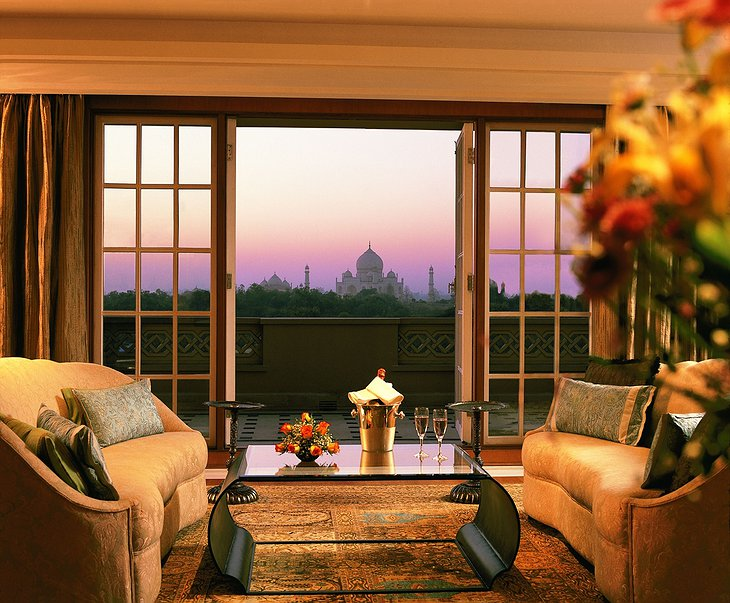The Oberoi Amarvilas Room With Taj Mahal View