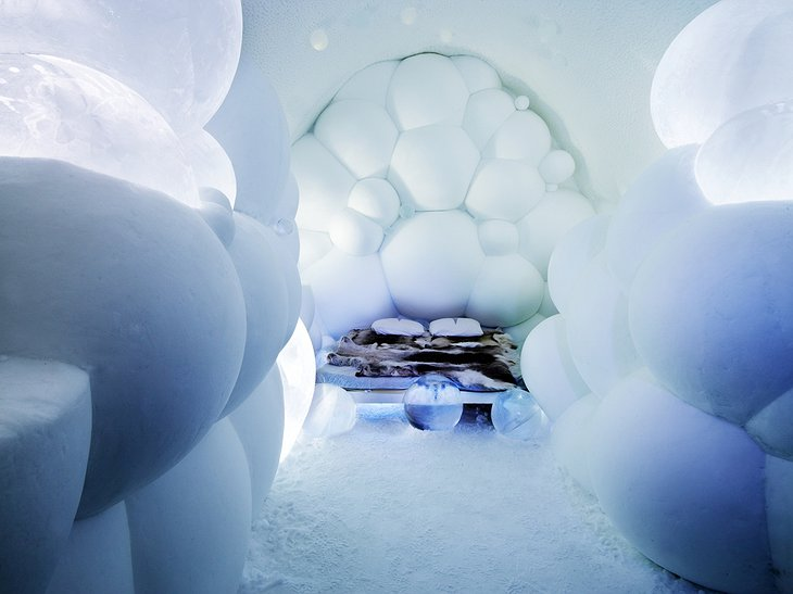 Icehotel Room