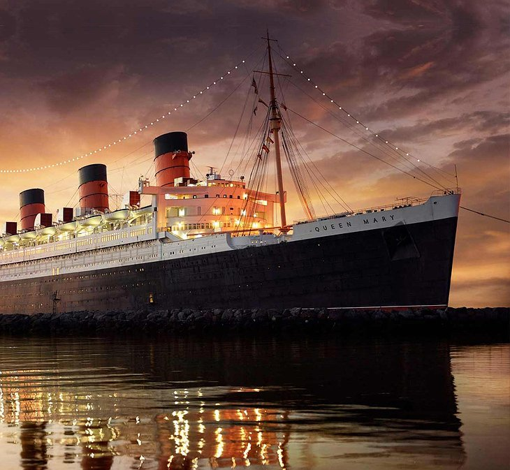 Queen Mary Ship Hotel