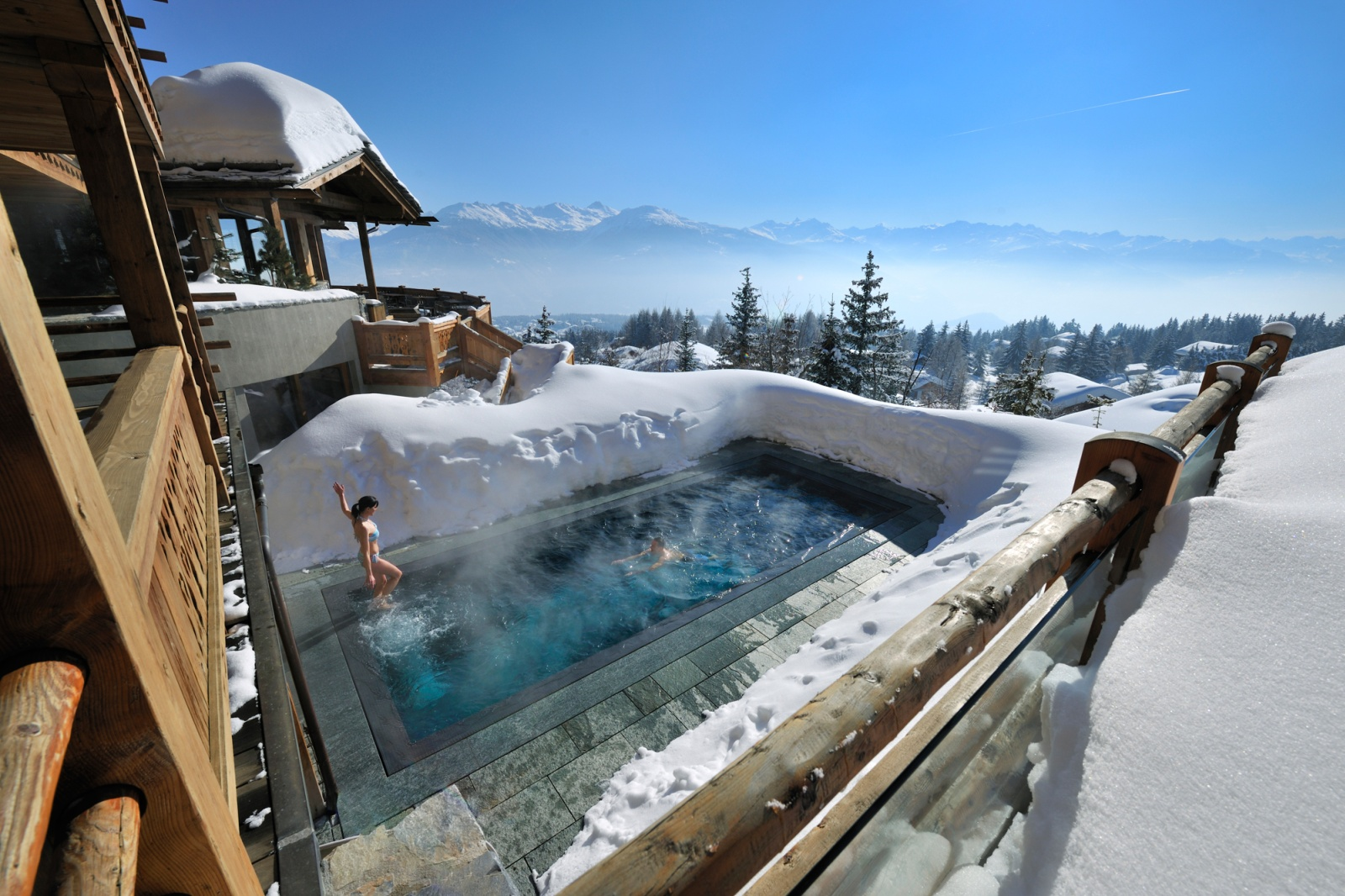 The 50 Most Amazing Hotel Pools in the World