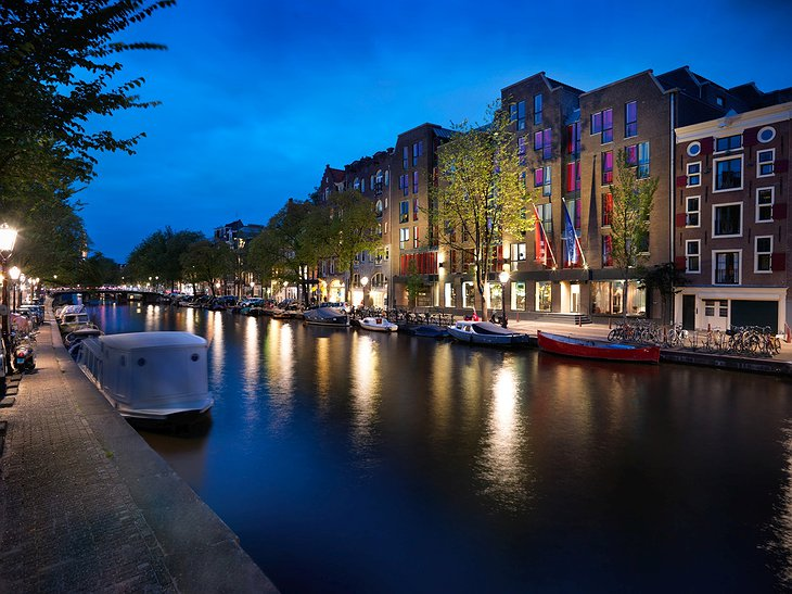 Andaz Amsterdam Canal Hotel