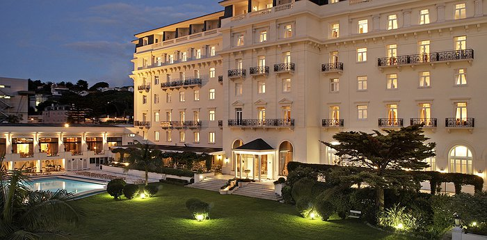 Palácio Estoril Hotel - Golf & Wellness For The Jet-Setters