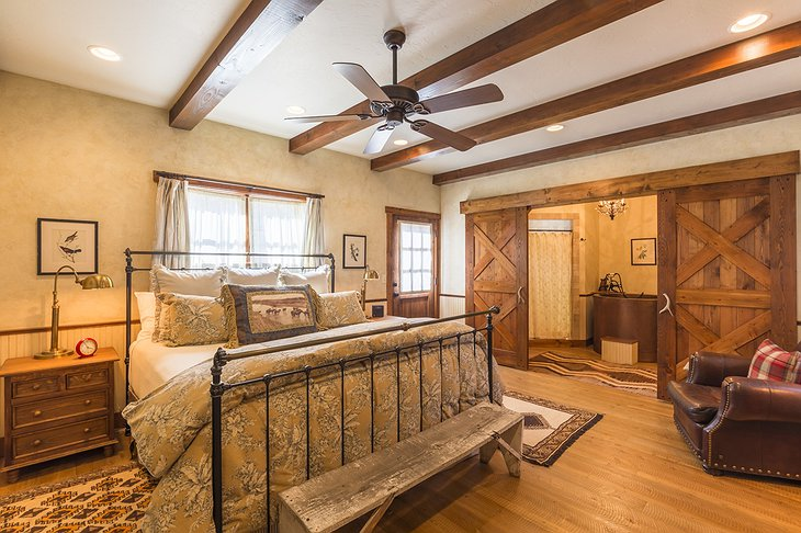 The Ranch at Rock Creek bedroom
