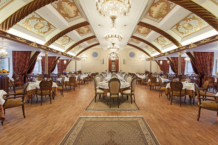 Radisson Royal Moscow restaurant