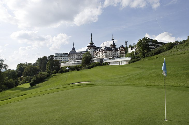 The Dolder Grand Hotel Golf