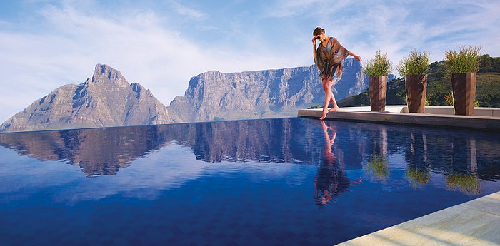 One&Only Resort Cape Town - Super luxury in the folds of Table Mountain