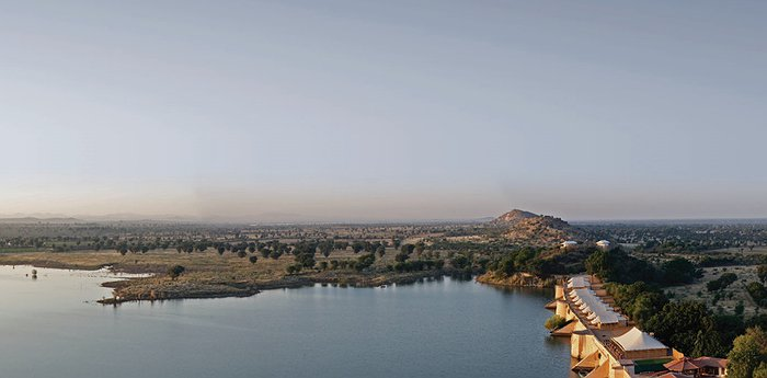 Chhatra Sagar - Luxury Tents In The Wilderness Of Rajasthan