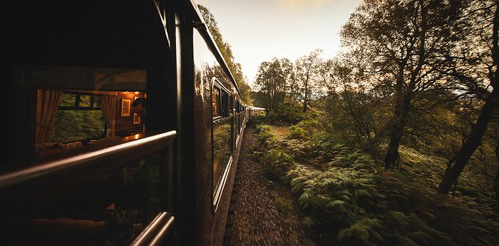 Belmond Royal Scotsman - Palace On Rails In The Scottish Highlands