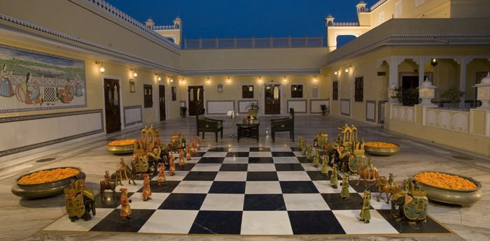 The Raj Palace Jaipur