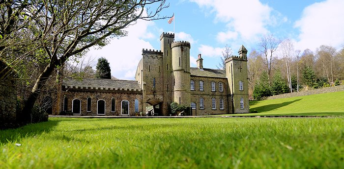 Carr Hall Castle - The Best British Holiday Home