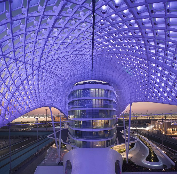 Yas Viceroy architecture