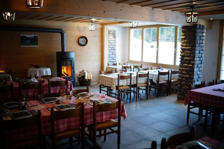 Hotel Restaurant Oschinensee