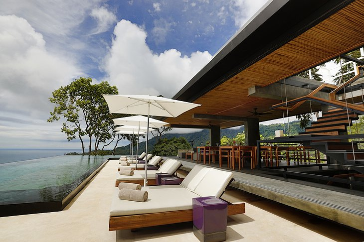 Kura Design Villas sun decks