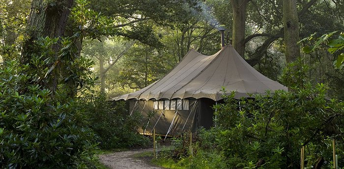 Jollydays Glamping - Luxury Camping In Beautiful England
