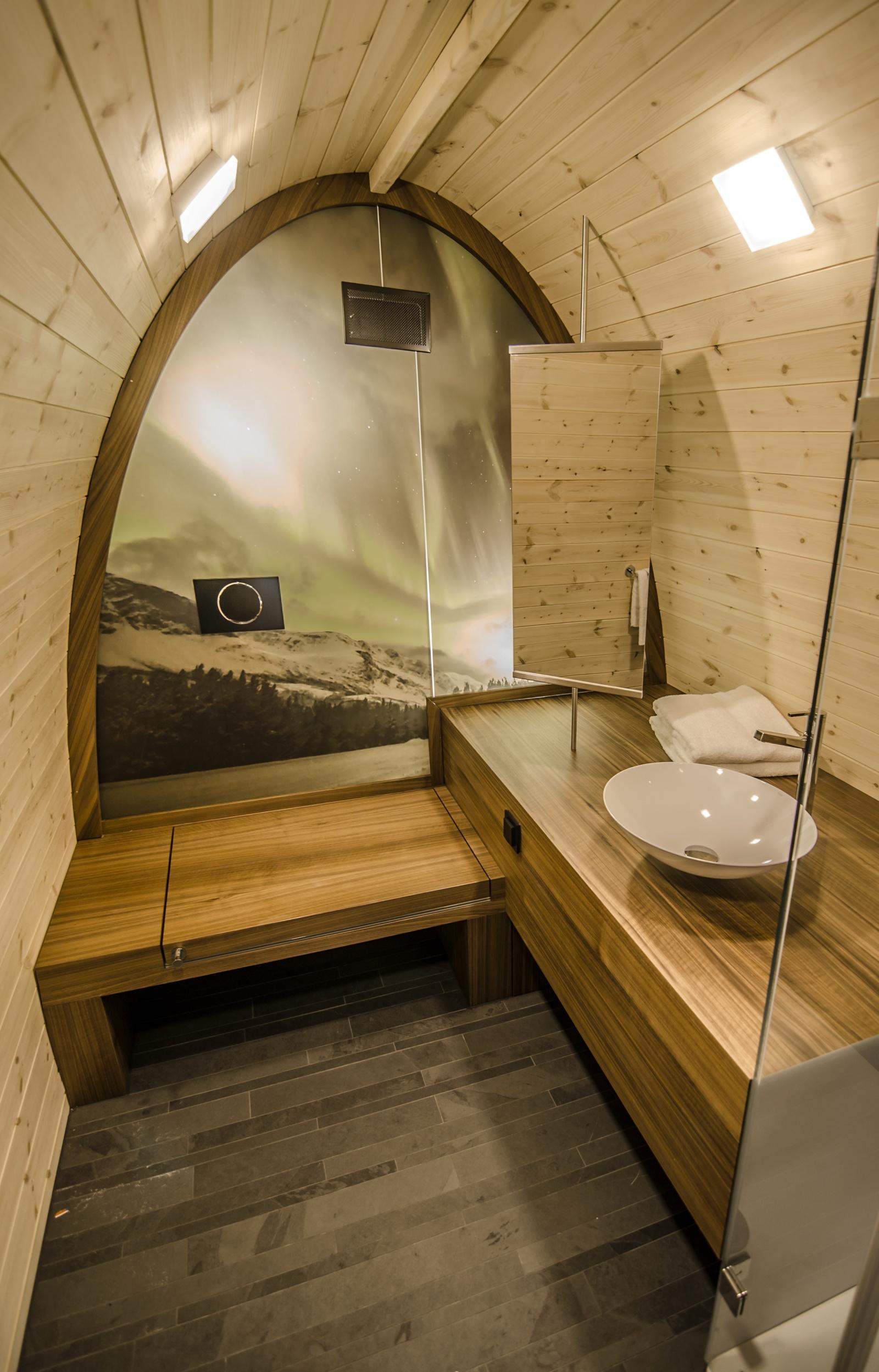 Kirkenes snowhotel for Kirkenes snow hotel gamme cabins
