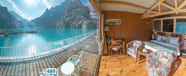 Luxus Hunza Suite Panorama
