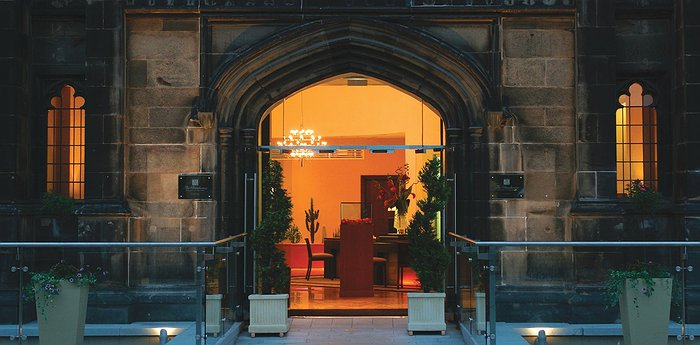 The Glasshouse Edinburgh