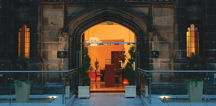 The Glasshouse Edinburgh - Historic Meets Contemporary