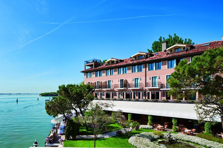 Belmond Hotel Cipriani at the seaside