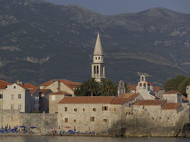 Old Town Budva, only 10 minutes from Sveti Stefan