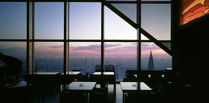 Park Hyatt Tokyo - The Hotel In The Lost In Translation Movie