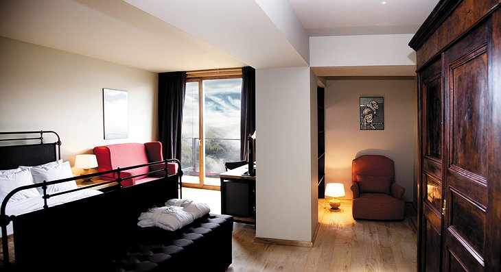 Rooms Hotel Kazbegi Suite