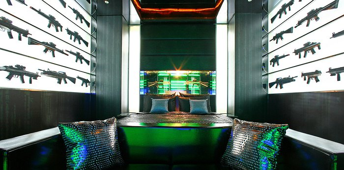 What Hotel Chains Have Jacuzzis In The Room