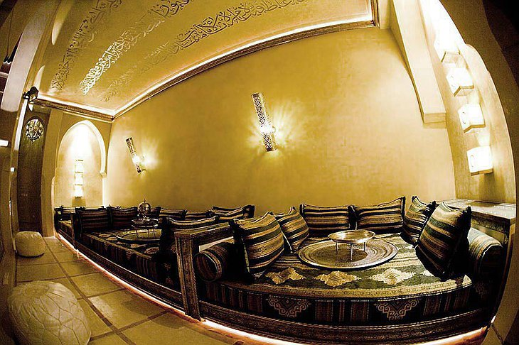 Riad AnaYela sheesha place