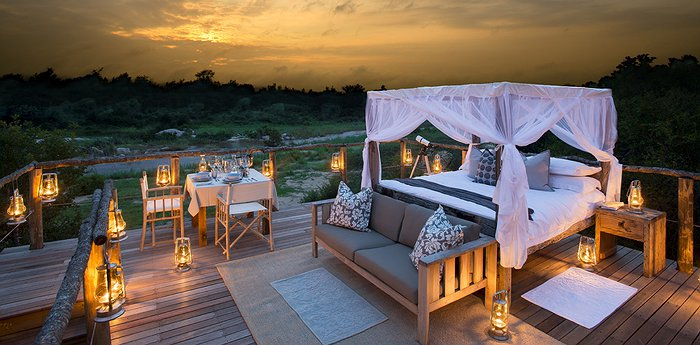 Lion Sands Private Game Reserve - Magical Open-Sky Treehouses In The Sabi Sand Game Reserve