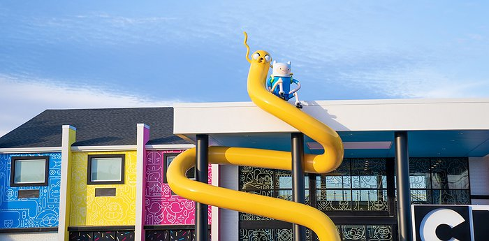 Cartoon Network Hotel - Favorite Animations Coming To Life