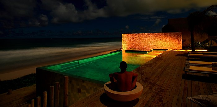 Kenoa Exlusive Beach Spa and Resort - A Synergy Of Artful Trappings
