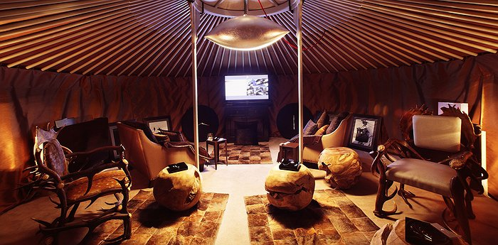 Cheval Blanc Courchevel - Alpine Design