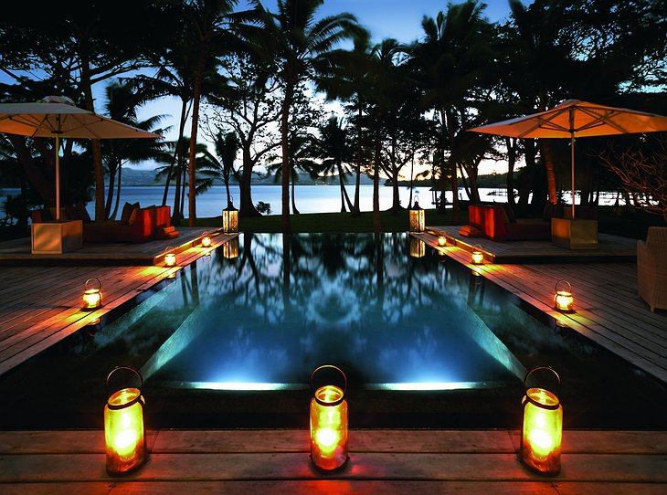 The Infinity Pool At Twilight, Contines To Be Magical