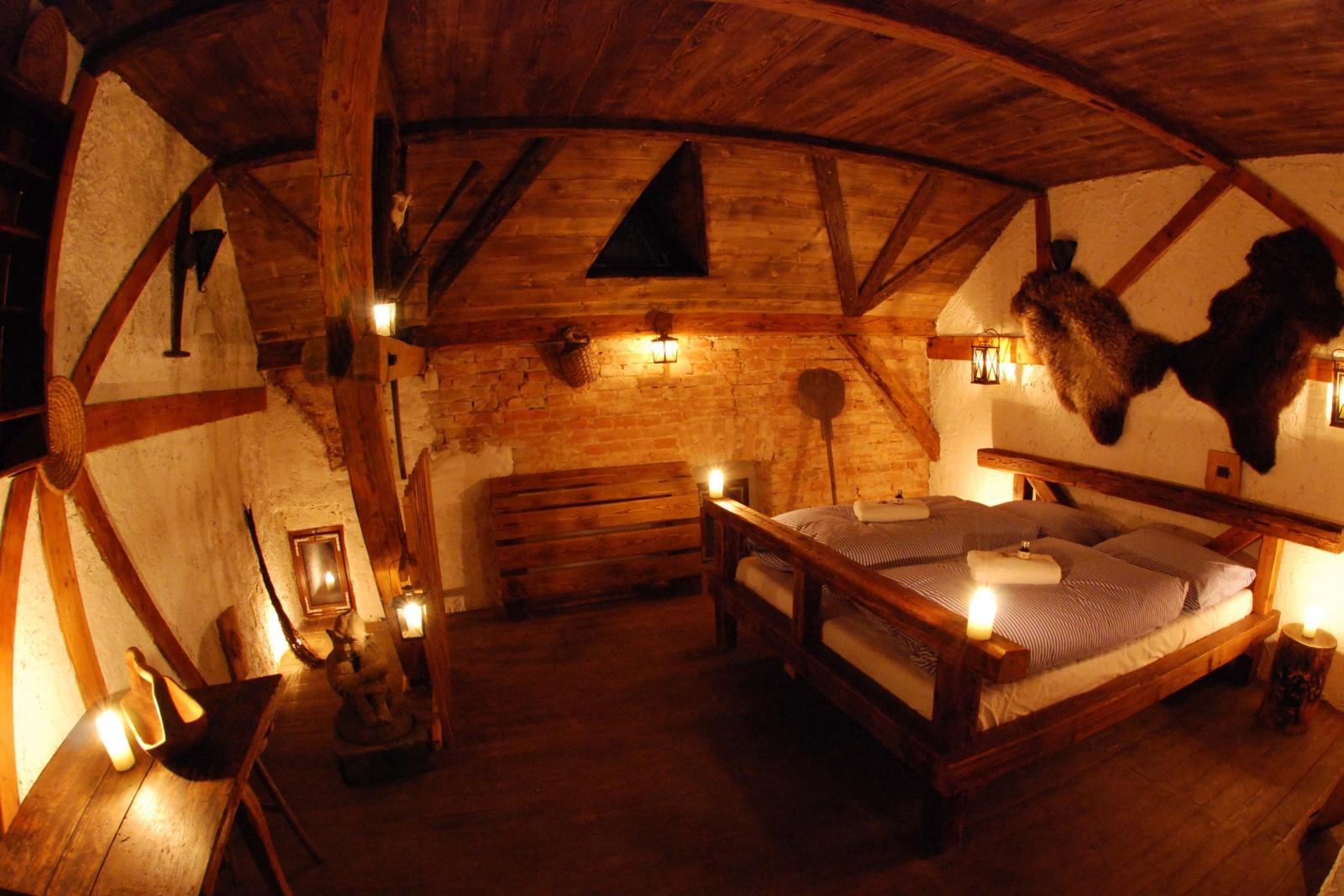 Medieval Hotel Dětenice