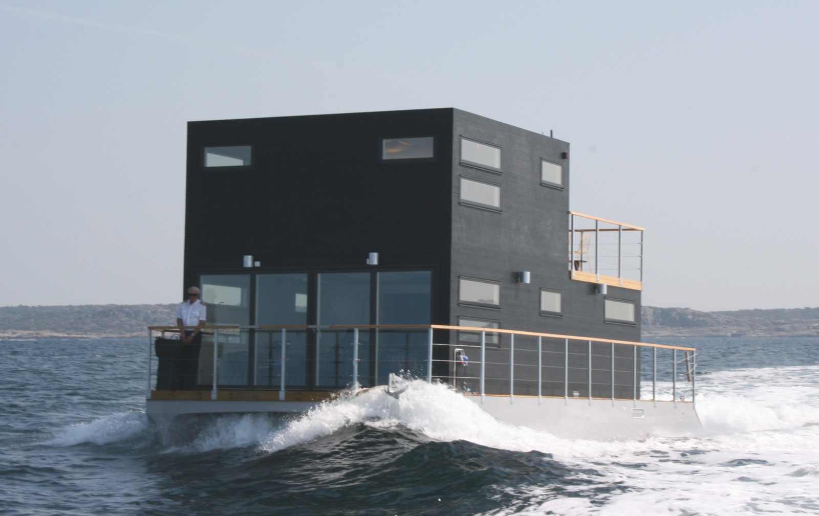 Salt And Sill Floating Hotel