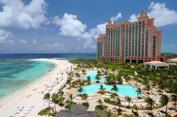 Hotel Atlantis Paradise Island The Cove