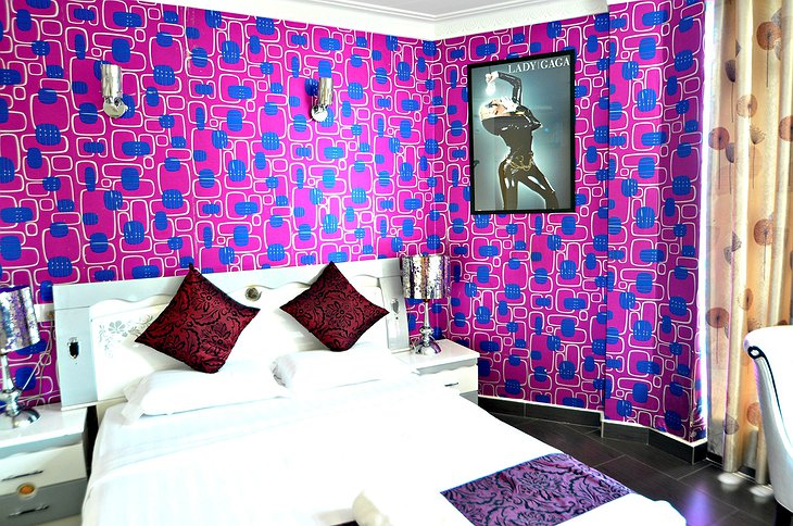 Lady Gaga Room