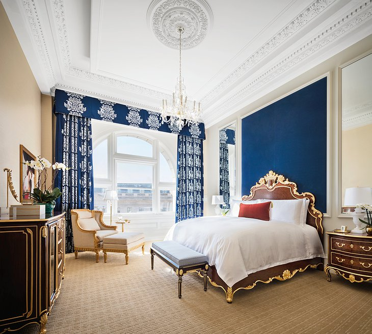 Trump International Hotel Washington suite