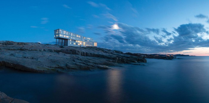 Fogo Island Inn - Hotel at the Edge of the World