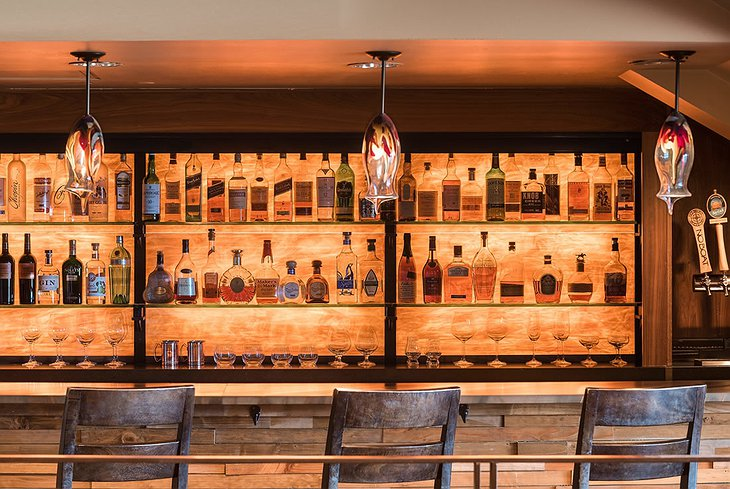 Salish Lodge Attic Bar