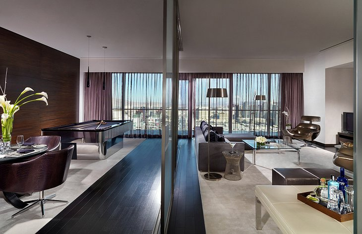 Penthouse c living room