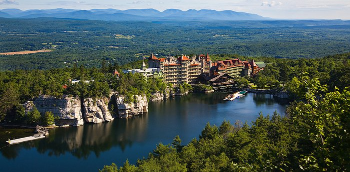 Mohonk Mountain House - Outdoor Adventures