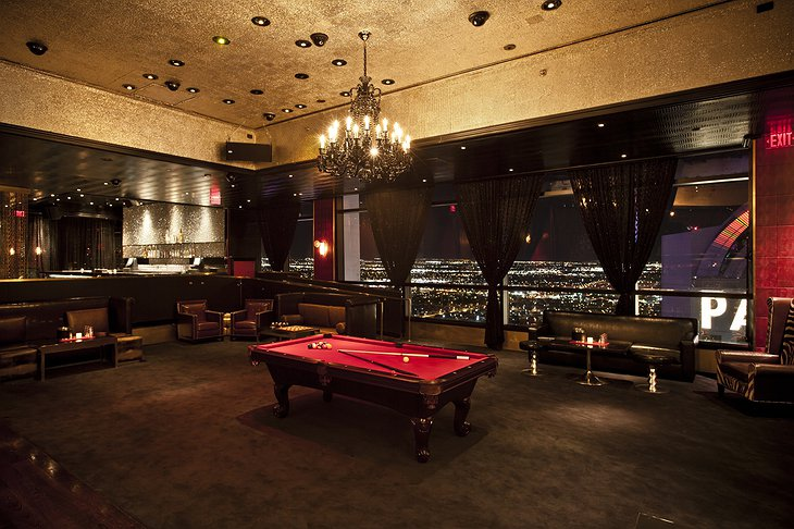 Palms Place Hotel billiard game