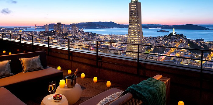 Mandarin Oriental San Francisco - Eastern-Influenced San Francisco
