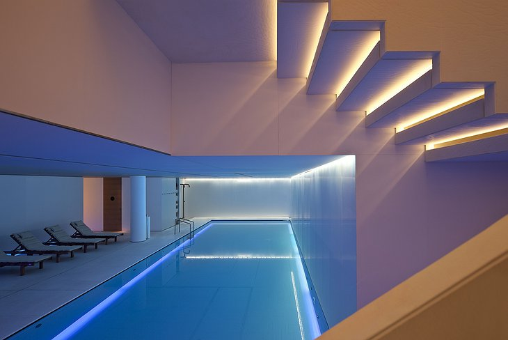 Akasha Holistic Wellbeing Centre swimming pool