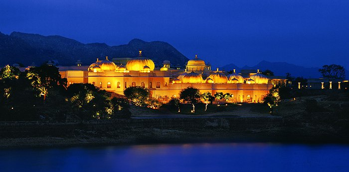 The Oberoi Udaivilas - A Rajasthan Palace