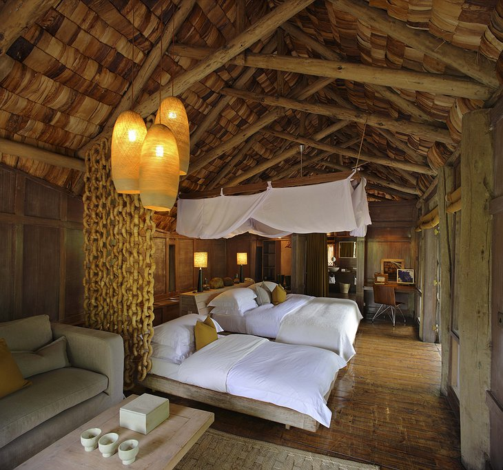 Treehouse Suites at &Beyond Lake Manyara Tree Lodge