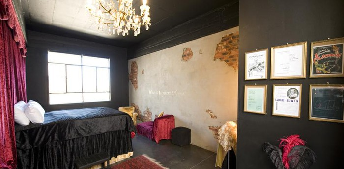 12 Decades Art Hotel - South African conceptual design accommodation