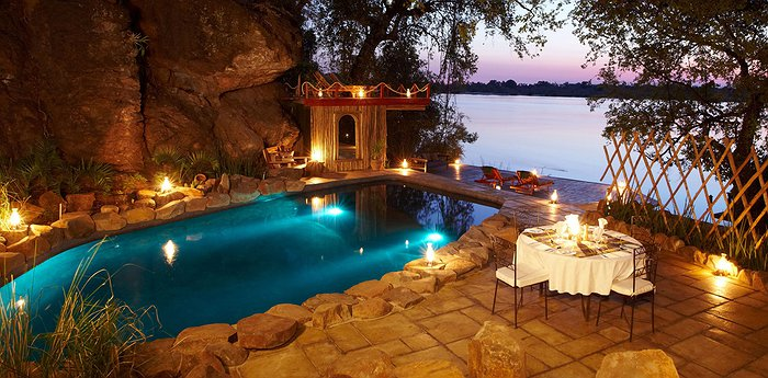 Tongabezi Lodge Zambia