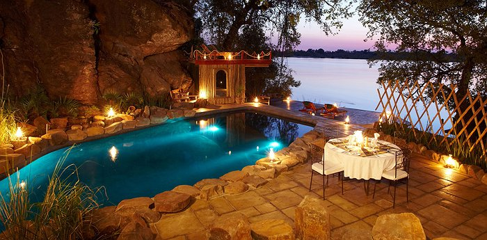 Tongabezi Lodge Zambia - Luxury Cottages At Victoria Falls